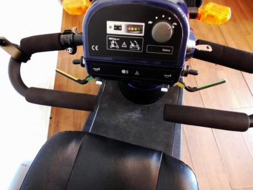 skuter inwalidzki elektryczny wózek LUNA sklep Iława